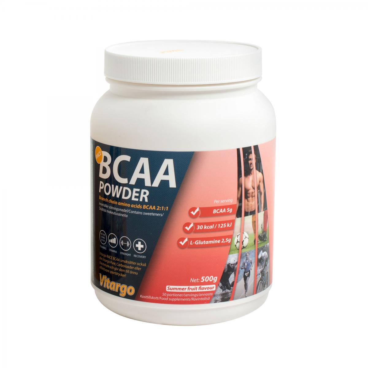 BCAA Race 500 g summerfruit