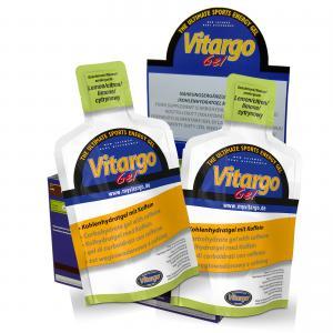 Vitargo gel 45 g lemon frp 24 st