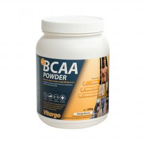 BCAA Race 500 g orange